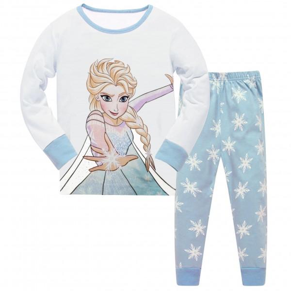 """Детская пижама для девочки из 2 предметов """"Холодное сердце. Сила Эльзы - 2"""""""