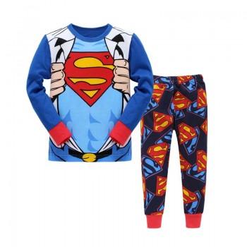 """Детская пижама для мальчика из 2 предметов """"Супермен. Герой внутри меня"""""""
