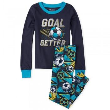 """Дитяча піжама для хлопчика з 2 предметів """"Вдалий гол"""""""