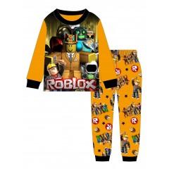 """Детская пижама для мальчика из 2 предметов """"Роблокс. Король игры"""""""