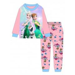 """Детская пижама для девочки из 2 предметов """"Холодное сердце. Эльза и Анна"""""""