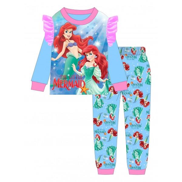 """Детская пижама для девочки из 2 предметов """"Русалочка. Очаровательная принцесса"""""""
