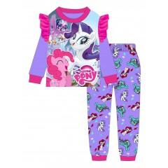 """Детская пижама для девочки из 2 предметов """"Мой маленький пони. Лучшие подружки"""""""