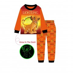 """Детская пижама для мальчика из 2 предметов """"Король Лев. Маленький король - 2"""""""