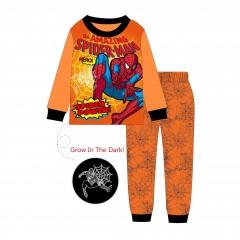 """Детская пижама для мальчика из 2 предметов """"Человек паук. Прыжок паука - 2"""""""