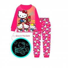 """Детская пижама для девочки из 2 предметов """"Хелло Китти. Подружки - 2"""""""