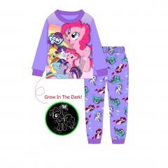 """Детская пижама для девочки из 2 предметов """"Мой маленький пони. Лучшие подружки - 2"""""""