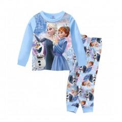 """Детская пижама для девочки из 2 предметов """"Холодное сердце. Зимняя сказка"""""""