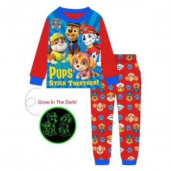 """Дитяча піжама для хлопчика з 2 предметів """"Щенячий Патруль. Герої завжди разом"""""""
