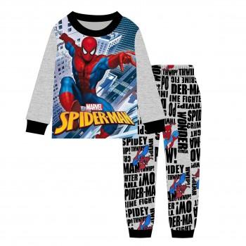 """Детская пижама для мальчика из 2 предметов """"Человек паук. Герой в городе"""""""