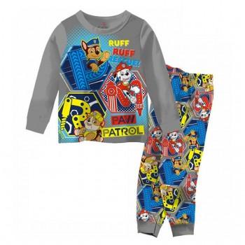 """Дитяча піжама для хлопчика з 2 предметів """"Щенячий Патруль. Конструктори"""""""
