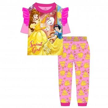 """Детская пижама для девочки из 2 предметов """"Клуб принцесс. Прекрасные девочки"""""""