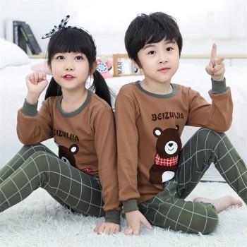 """Детская пижама для детей из 2 предметов """"Добрый мишка"""""""