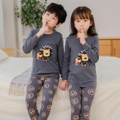 """Детская пижама для детей из 2 предметов """"Солнечный лев"""""""