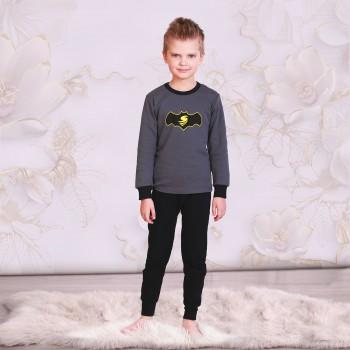 """Детская пижама для детей из 2 предметов """"Бэтмен. Команда Бэтмена"""""""